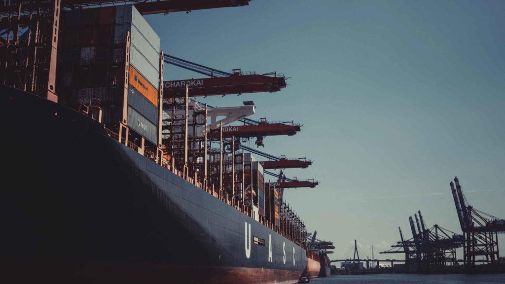 Корабль по перевозке коммерческих грузов