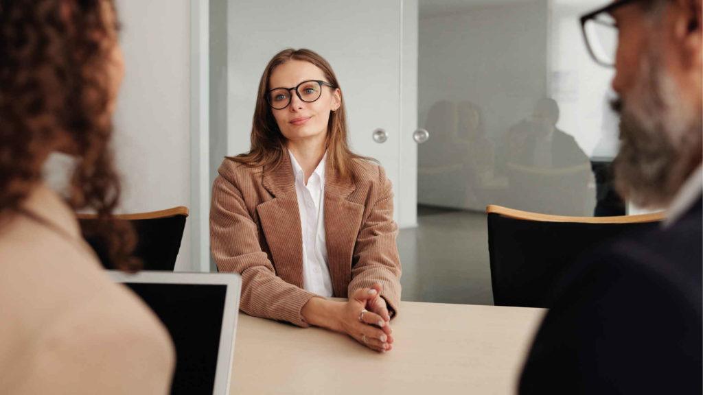Работодатель рассматривает потенциального работника