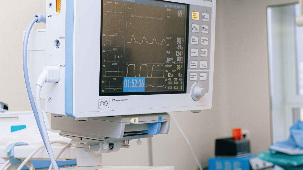 Кабинет больницы после операции